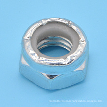 Slotted Nylon Insert Lock Nut (CZ357)