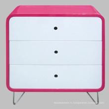Coffret en bois de très brillant/meubles / bois armoire