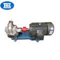 Bomba de engranajes hidráulica autocebante para la industria de biodiesel.