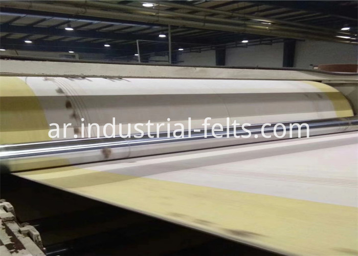 High Absorption of Moisture Corrugator Belt