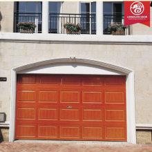 Steel Fire Garage Door or Warehouse Door, Sliding Garage Door with Screen Window or Small Door