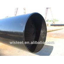 труба ASTM a53 класса B большого диаметра спираль стальной трубы цена на продажу