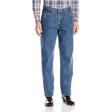 Denim Jeans Trousers Cotton Stretch Feet Pantalones lápiz