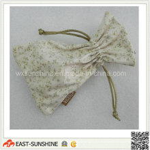 Microfiber Drawstring jóias bolsa (DH-MC0435)