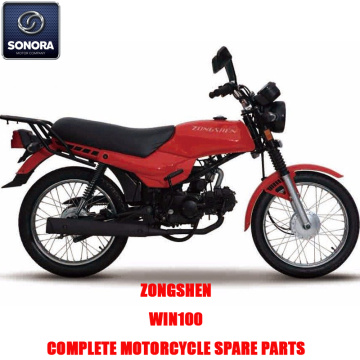 Zongshen WIN100 Complete Engine Body Kit Piezas de recambio originales Repuestos