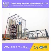 Línea de producción de mortero seco mixto LCP