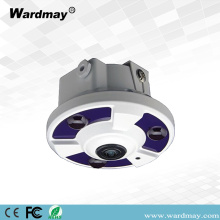 H.264 / H.265 4.0MP Dome Fisheye IP Camera