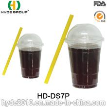 7oz Disposable Milk Shake Pet Plastic Cup