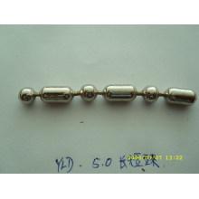 Proveedor de cadena de alibaba cortina de cadena decorativa personalizada de la bola del metal