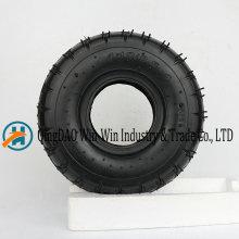 Neumático de rueda neumática 3.50-4 para la carretilla