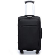Koffer mit 8 Rollen und Trolley aus Oxford-Stoff