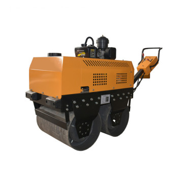 500 kg Manual Drgania Road Roller
