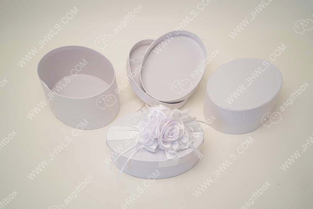 White Wedding Box