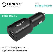 ORICO UCA-1U 5V2.4 Una carga del coche del usb universal carga los teléfonos móviles, y el otro dispositivo del usb