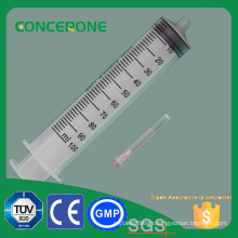 3 Parts of Disposable Syringe 100ml