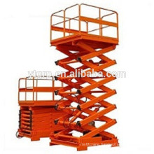 High Quality Fixed Scissor Platform Lift