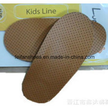 New Design Breathable Pig Skin Orthotic Insole (FF503-7)