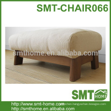 Rustic Oak Living Room Wooden Long Bench Chair Design For Child