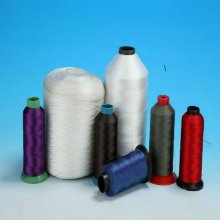 Raw Dyed Polyester Sewing Thread