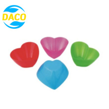 High Quality Plastic Cordate Bowl for Kitchen Cutlery