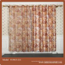 4 Pass Blackout Vorhang Stoff / Verdunkelungsvorhang Stoff 100% Polyester Material