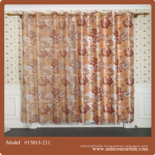 4 pass blackout curtain fabric/blackout curtain fabric 100% Polyester Material