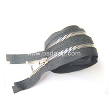 OEM manufacturer custom for Closed End Zipper Vavious Color Zip Tape 5 Inch Marine Zipper supply to Portugal Factory