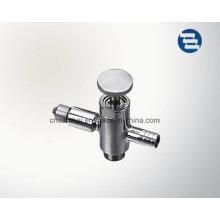 Santhai oferece válvula de amostra sanitária com adaptador de mangueira