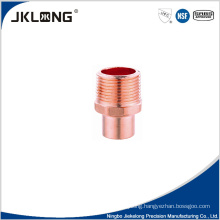 J9011 male adapter cm 15mm copper pipe wye fittings