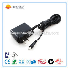 Wall plug led transformer 24vdc 5 amp ac dc power supply adapter