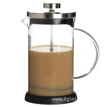 Heat Resistant 600ml Glass French Coffee Press
