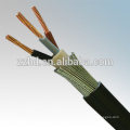 СВА кабеля BS5467 кабель стального провода Бронированный с ПВХ покрытием кабеля