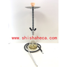 Atacado boa qualidade de alumínio Nargile cachimbo Shisha Hookah