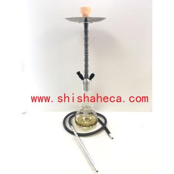 En gros De Bonne Qualité Aluminium Nargile Fumer Pipe Shisha Narguilé