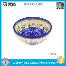 Bol en Porcelaine de 24oz en Poterie Chinoise