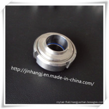 Anitary Stainless Steel Union Fittings with Gasket