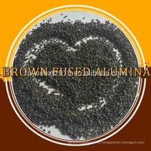 производитель Браун плавленого глинозема для огнеупорных приложение 0-1,1-3,3-5мм