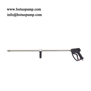 AK600 Stainless Steel High Pressure Gun 9500psi