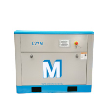 LV7M vsd 7.5kw screw air compressor