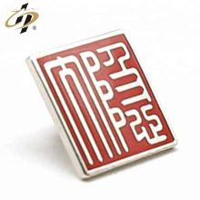 Werbe-Zink-Legierung benutzerdefinierte Metall Cloisonne Emaille Abzeichen Pins