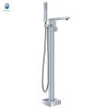 KW-05J Badezimmer Messing Bad Dusche Set mit Sprinkler, Wand hängenden Regendusche Mixer mit Handbrause, Badezimmer Dusche
