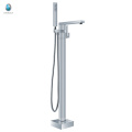 KW-05J bathroom brass bath shower set with sprinkler, wall hanging rain shower mixer with hand shower, bathroom shower