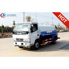 2019 Nuevo camión de agua Dongfeng 5000Litres
