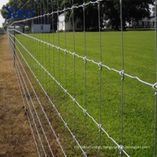 woven wire mesh fence farm fencing for contain goats