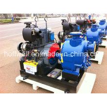 P-3 Self-Priming Sewage Pump for Industrial Waste
