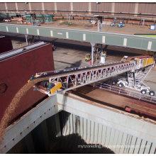 Ske Belt Conveyor for Power Plant Price