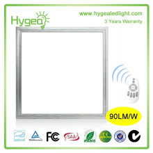 85lm/w TUV UL DLC Epistar Listed 40w 2x2 led panel light led 600x600 ceiling panel light
