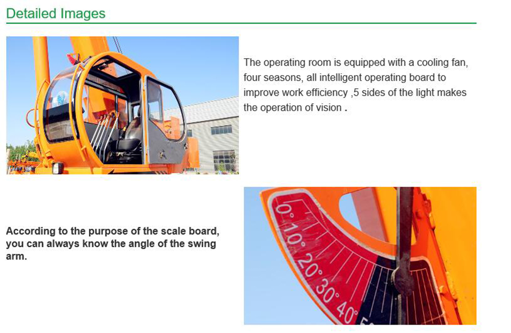 Mobile Lifting Equipment
