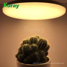 Os bulbos claros do diodo emissor de luz de E27 18W para o sistema hidropônico de florescência da planta conduzidos crescem luz
