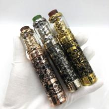 High quality factory for Starter Kit Vape Big vape mech mod kit with RTA supply to Indonesia Importers
